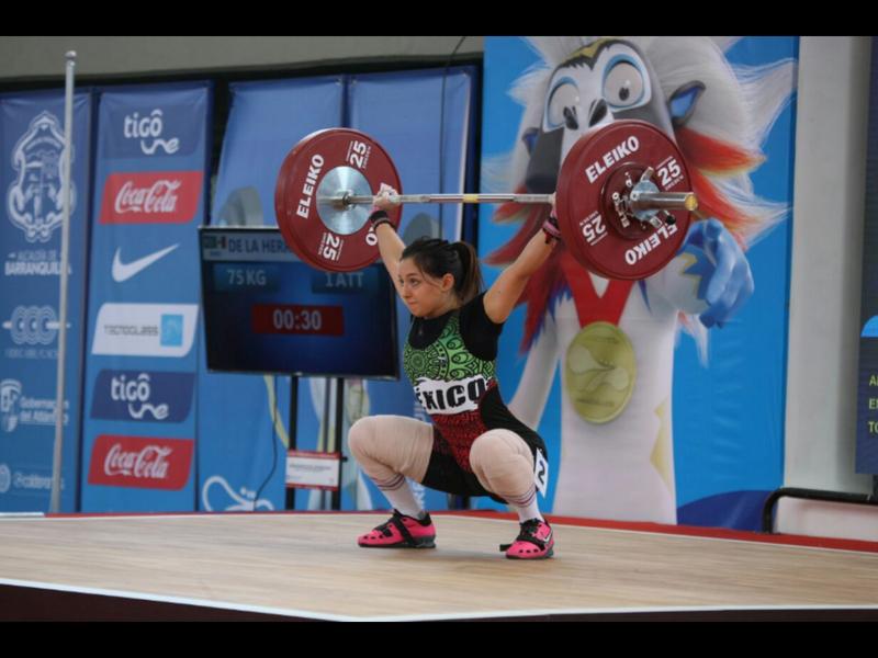 Segunda medalla para México en Barranquilla 2018