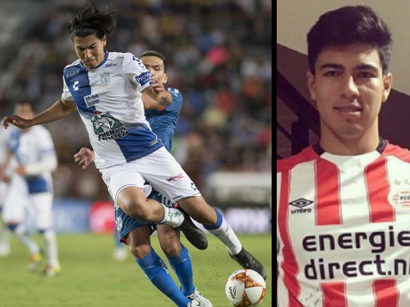 Erick Gutiérrez, el 'arma' del PSV para retener al 'Chucky'