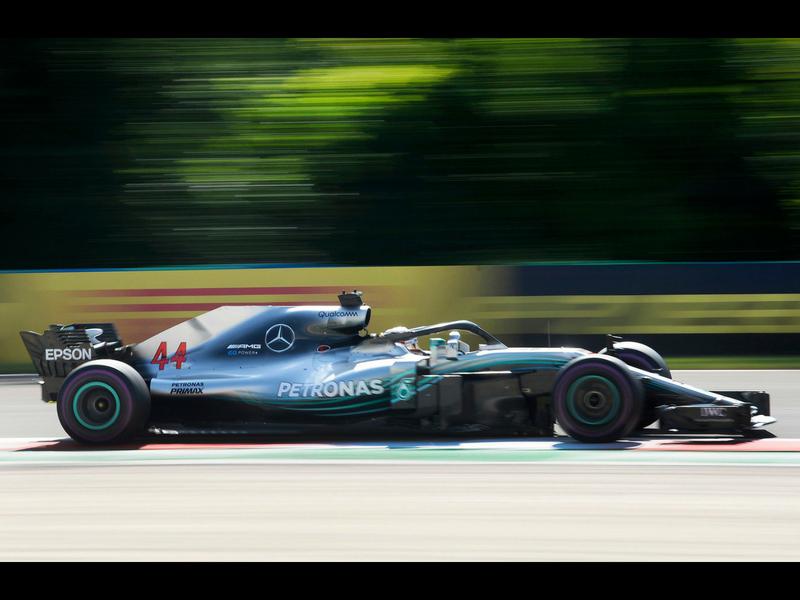 Lewis Hamilton ganó el GP de Hungría