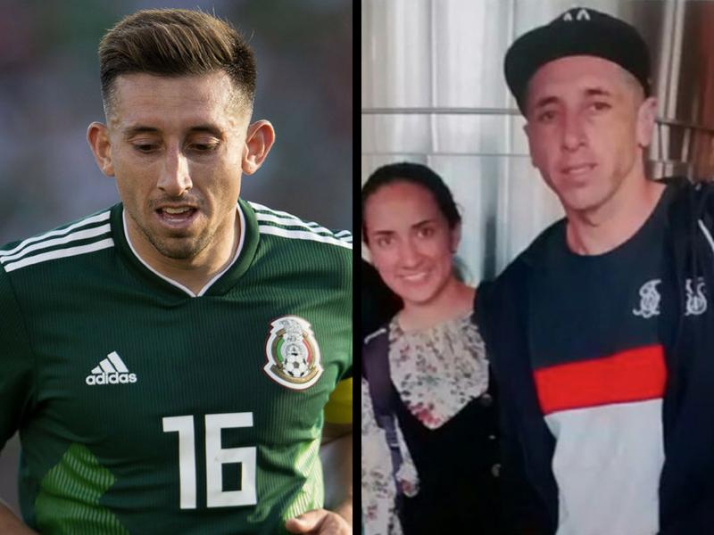 Primera imagen de Herrera tras la cirugía