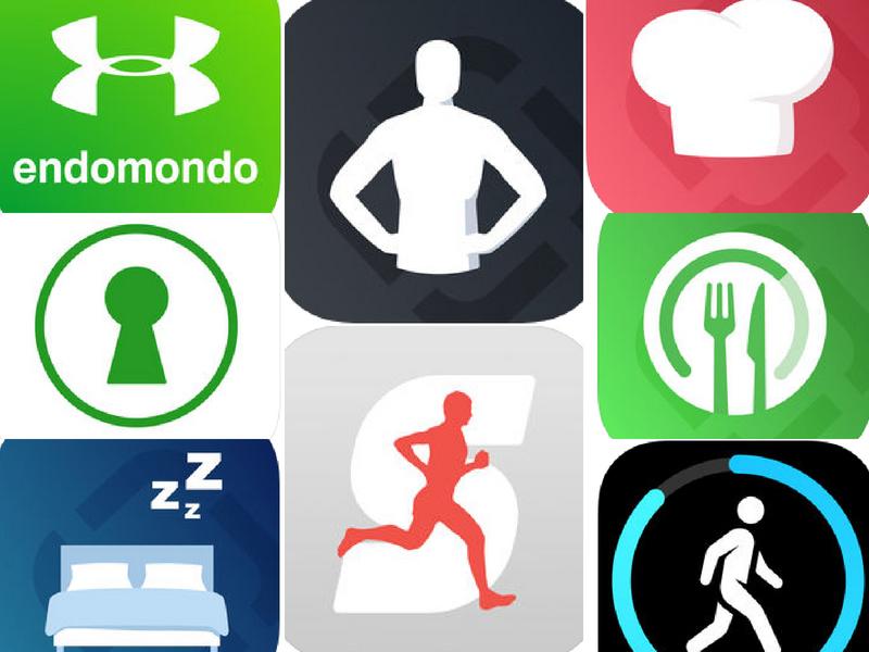 Top 7 de app´s fitness