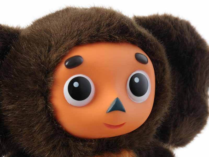 La aventura para conseguir un Cheburashka