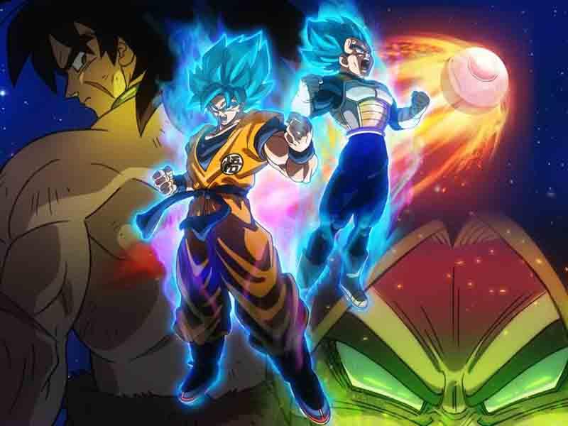 Trailer final de Dragon Ball Super: Broly en español