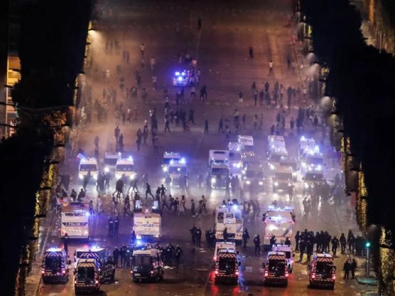 Trágica celebración en Francia, reportan personas fallecidas