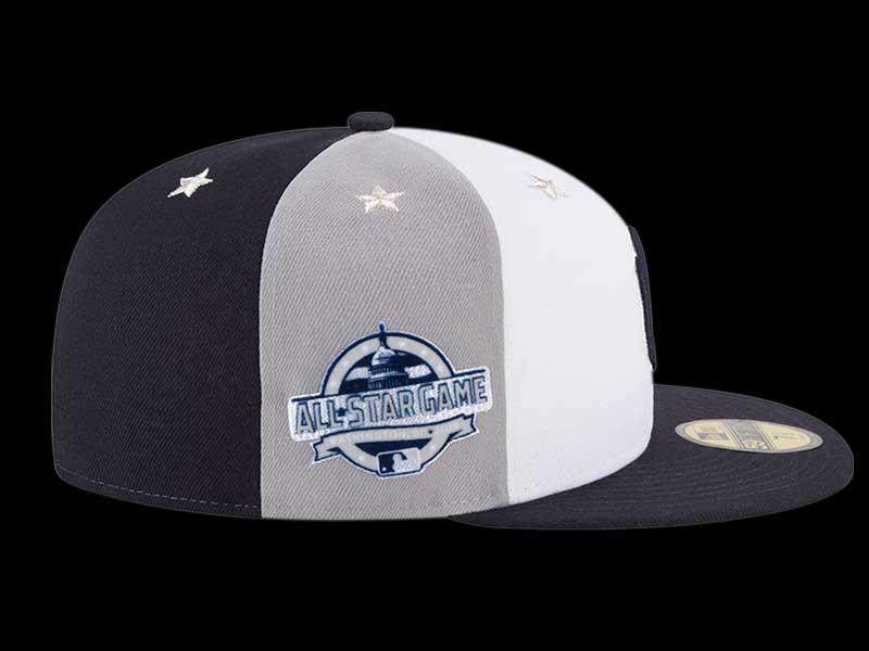 Las gorras del Juego de Estrellas de MLB que debes tener