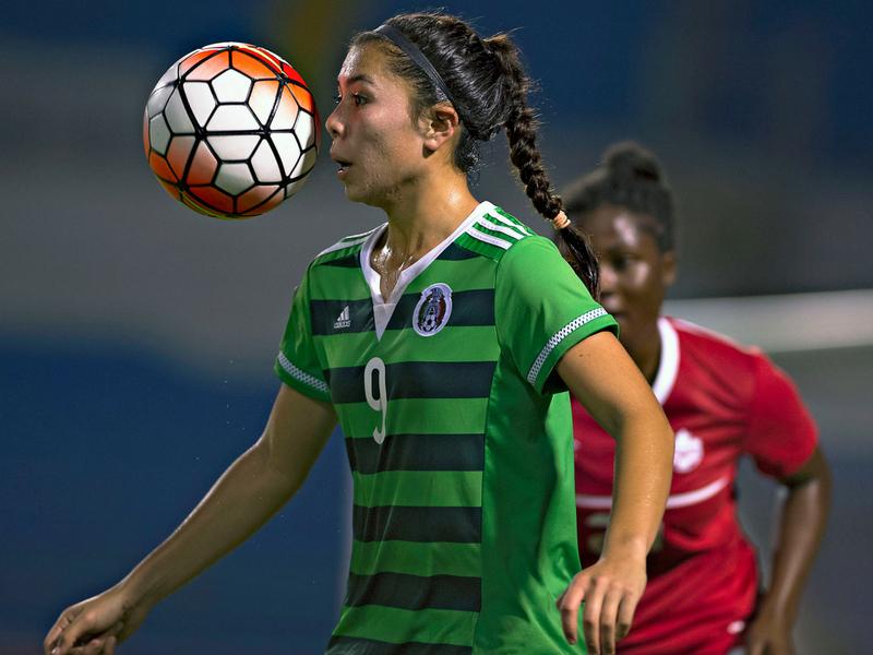 Kiana Palacios, otra mexicana al extranjero