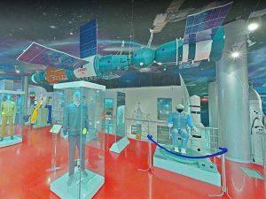 Museo de la Cosmonáutica, un viaje de otra galaxia