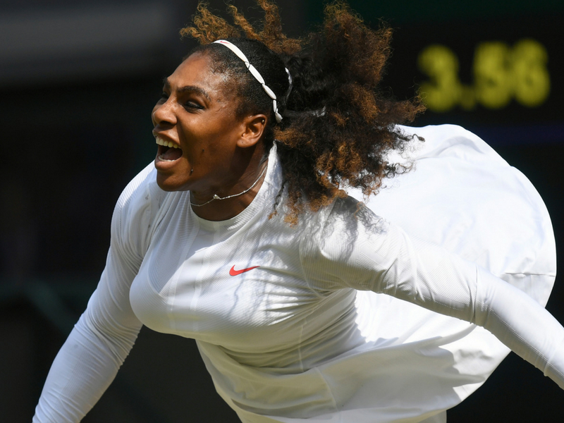 Serena Williams se siente discriminada por pruebas antidopaje