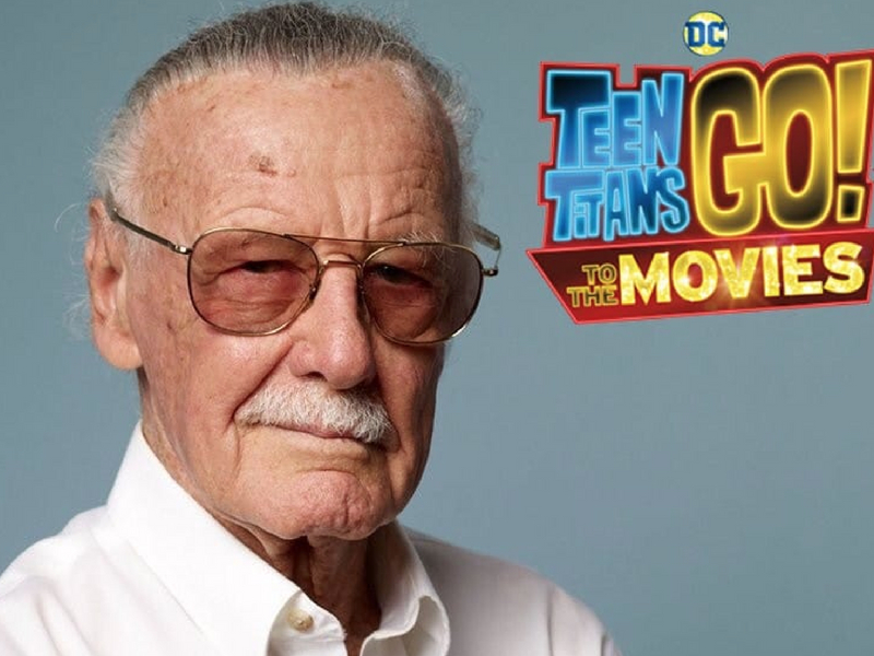 Stan lee debutará en un cameo con DC Comics