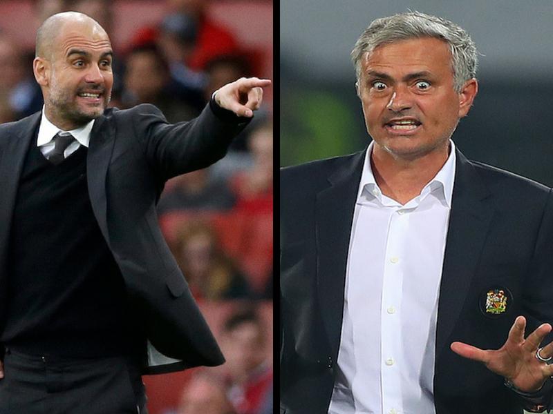 ¡Se están Matando! Mourinho vs Guardiola