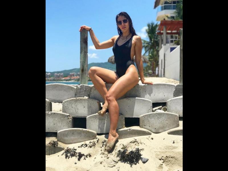 Alely Hernández, la esgrimista que te encantará ver en Exatlón