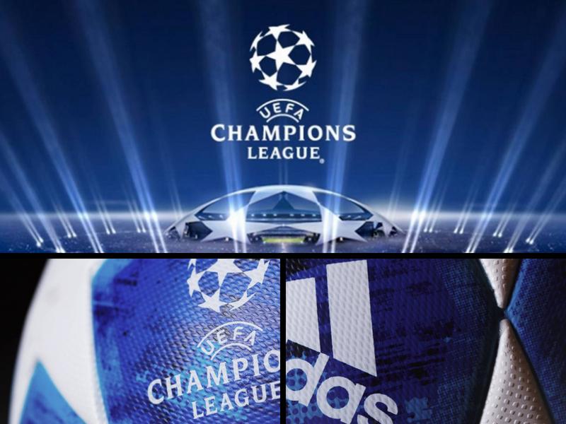 Nuevo balón de la Champions enamora al mundo