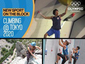 Sport Climbing, el deporte olímpico que debutará en Tokio 2020