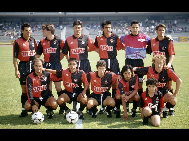 Cuando Newell's Old Boys Jugó en la Liga MX