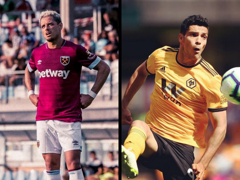 ¿Qué día y hora juegan 'Chicharito' y Jiménez en Premier League?