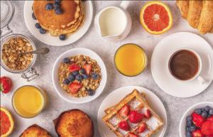 Los mejores desayunos para iniciar el día