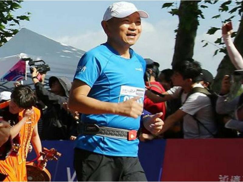 ¡Brutal! 100 maratones en 100 días