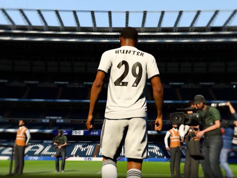 FIFA 19: El Real Madrid revienta el mercado contratando a Alex Hunter