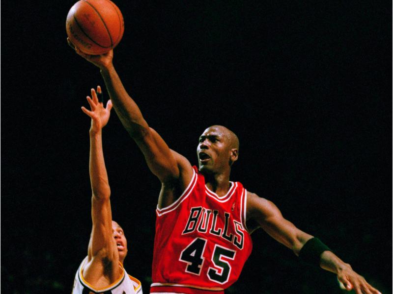 Michael Jordan ya es uno de los hombres más ricos de Estados Unidos