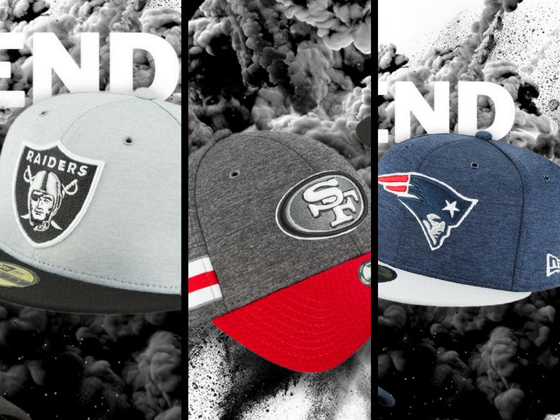 Las nuevas gorras de la NFL que todo fan debe tener