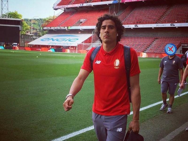 Ochoa se aleja del Napoli