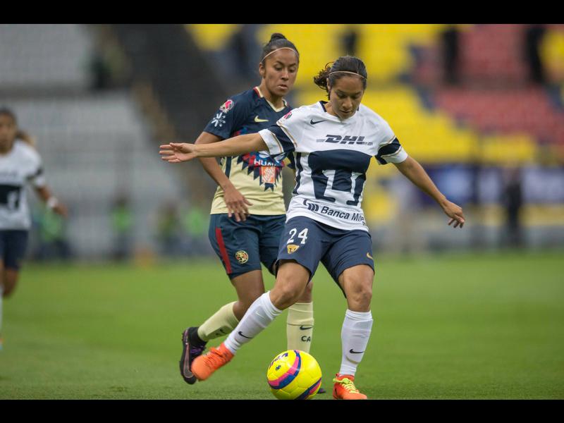 El Clásico Capitalino entra en escena en la Liga MX Femenil