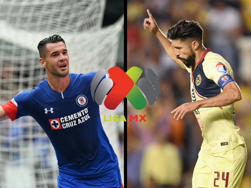 ¿A qué hora juegan Cruz Azul y América en la jornada 6?