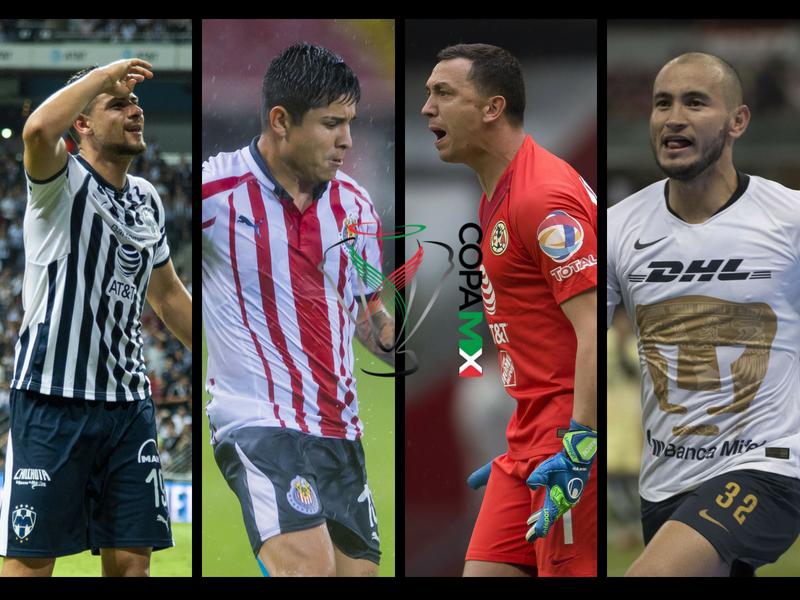 Espectacular jornada de Copa MX