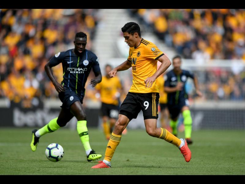 El Wolverhampton y Jiménez le sacan un punto al City