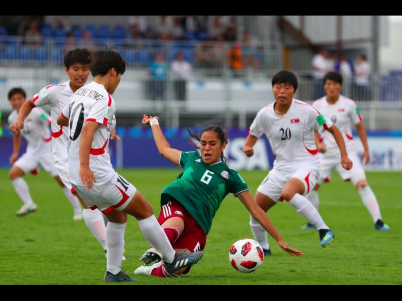 Tri Femenil cae ante Corea del Norte en el Mundial Sub-20