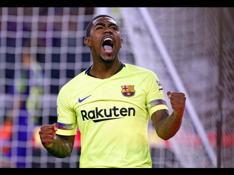 Video: ¿El gol de la discordia? Malcom anota con el Barça