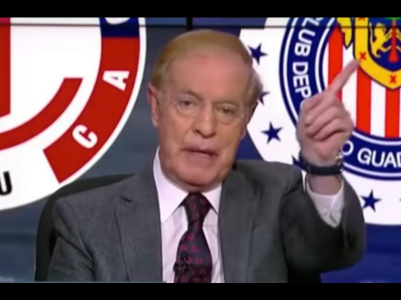 ¡Tómala! Joserra estalla contra De Anda, no lo quiere en ESPN