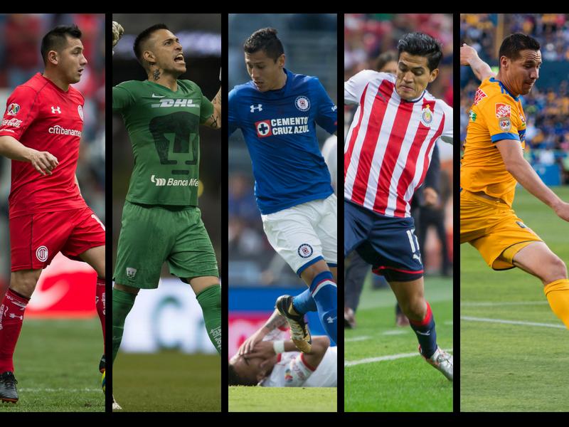 Los incondicionales de la Liga MX