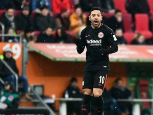 Marco Fabián es titular contra Dortmund