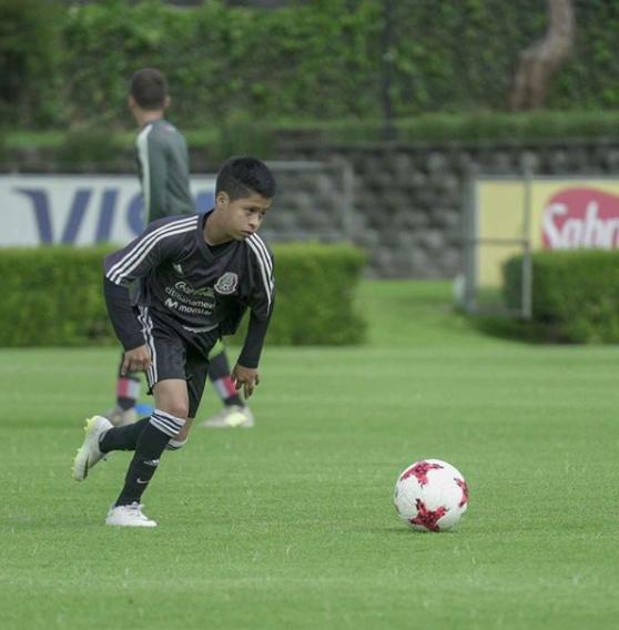 Selección mexicana tiene a su propio Messi