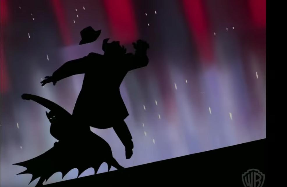 Regresa la serie animada de Batman