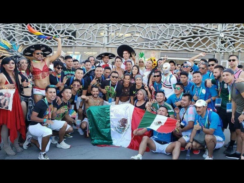 Los Gay Games se terminaron, México destacó