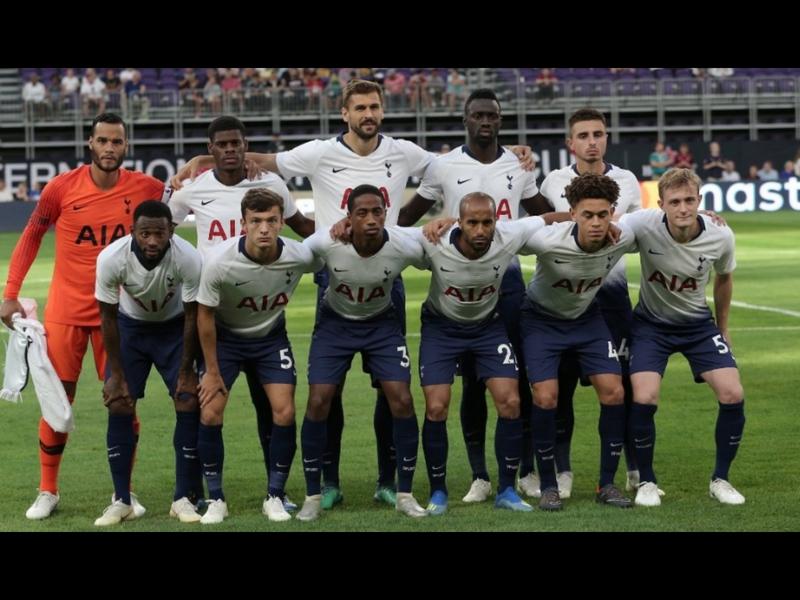 Tottenham, único equipo sin fichajes.