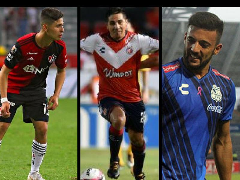 Los más perdedores de la Liga MX