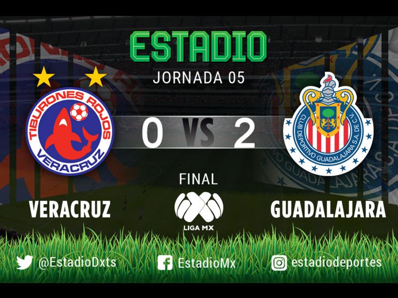 ¡Por fin! Chivas ganó
