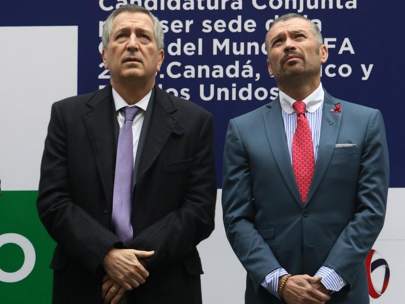 Jorge Vergara anuncia nueva estructura en Chivas