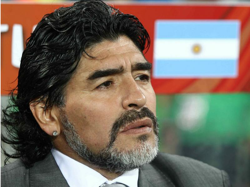 "Oficial: Maradona le da el ""Sí"" a Dorados"