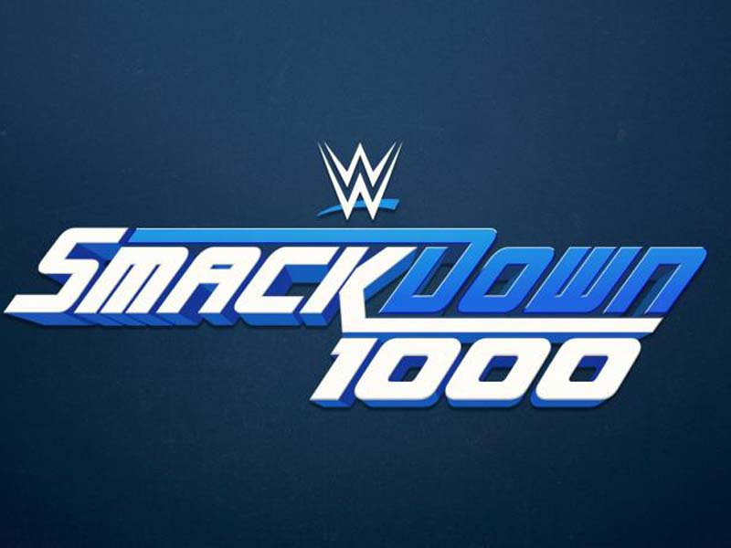 SmackDown festejará episodio 1000 en octubre