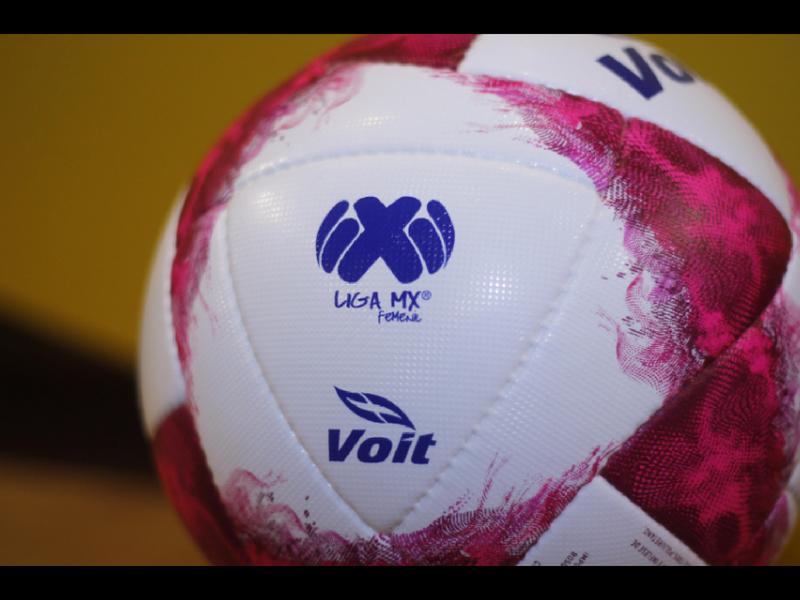 Develan balón rosa del Apertura 2018