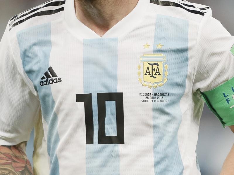 Argentina se queda sin '10'