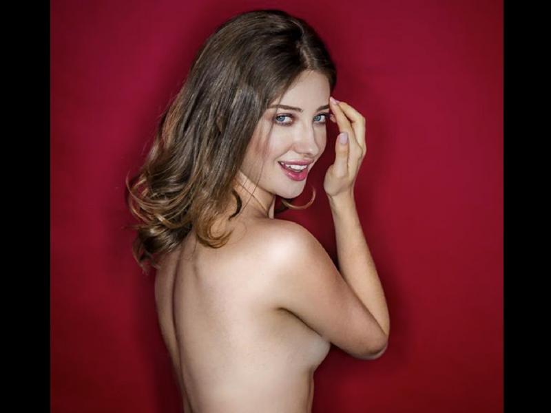 Lucía Lois, Uruguay nunca había sido tan sexy