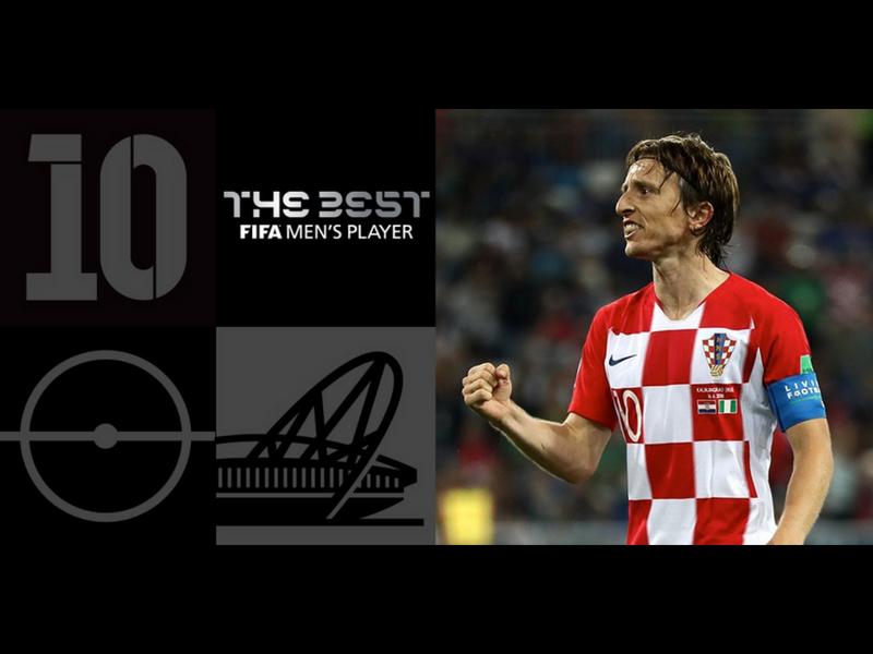 Va por Iniesta, Neuer y Modric