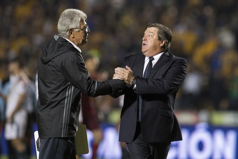 Osorio y el 'Piojo'