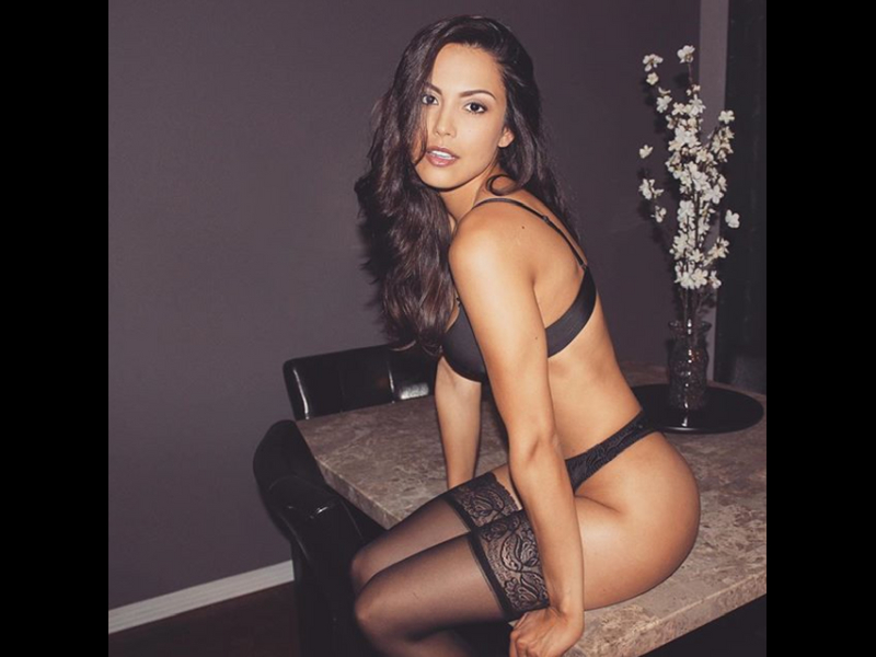 Raquel Pomplun, la mexicana más sexy en LA