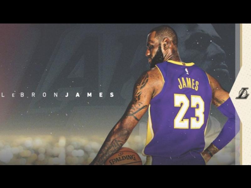 Lebron y los Lakers, a $100,000 x hora